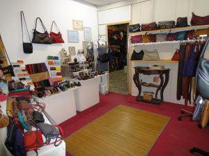 atelier boutique maroquinerie