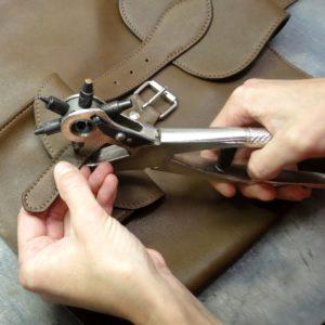 fabrication sac à dos